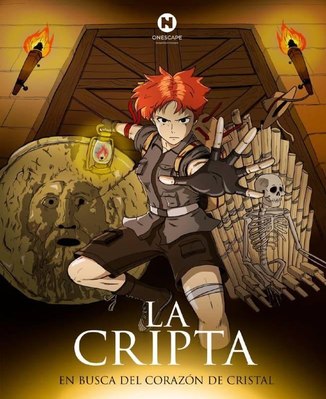 ¡Apertura! - «La cripta» de OnEscape (Ontinyent)